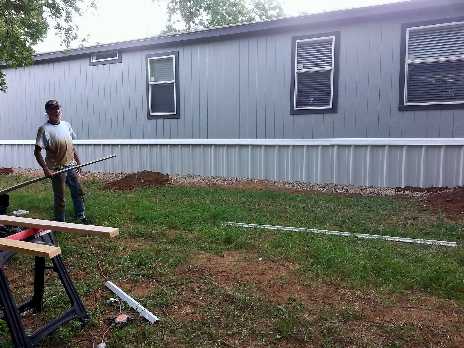 mobile home repair pictures in dallas ft worth and north central